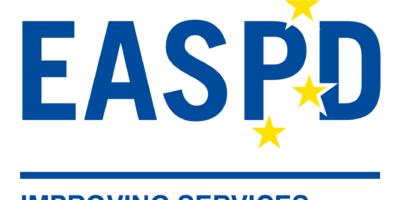 Logo EASPD - Improving Services Improving Lives